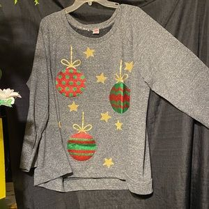 Holiday time cozy sweater